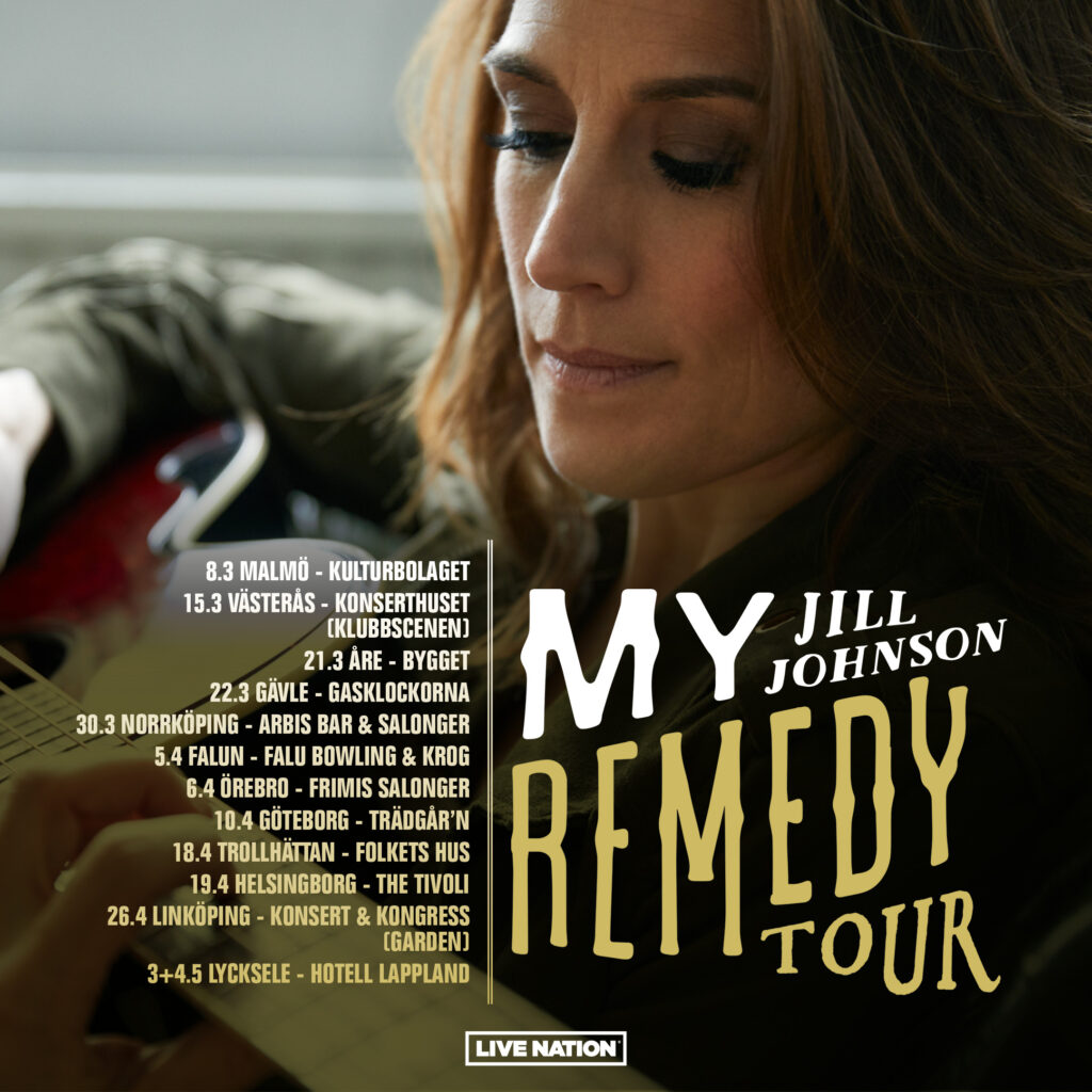 My Remedy Tour