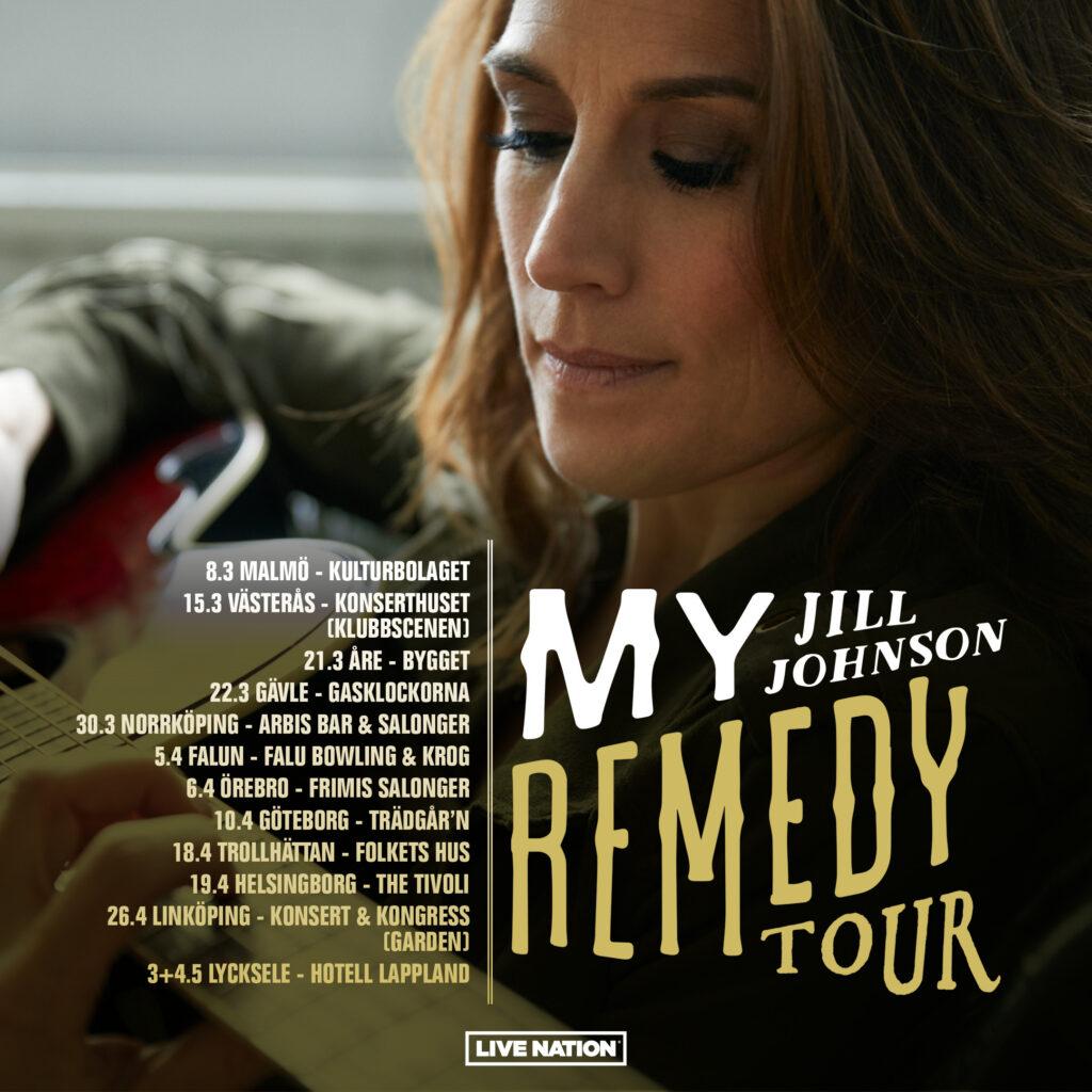 My Remedy Tour 2019